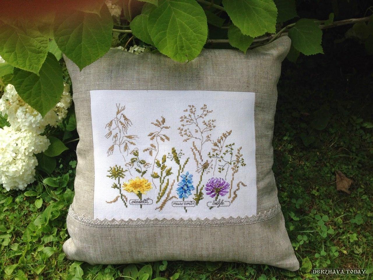 Матрасы и подушки из крапивы, кипрея и других лечебных трав