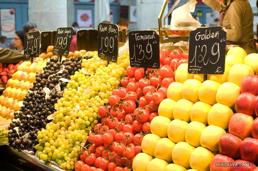 Чем обрабатываются фрукты, овощи и сухофрукты?