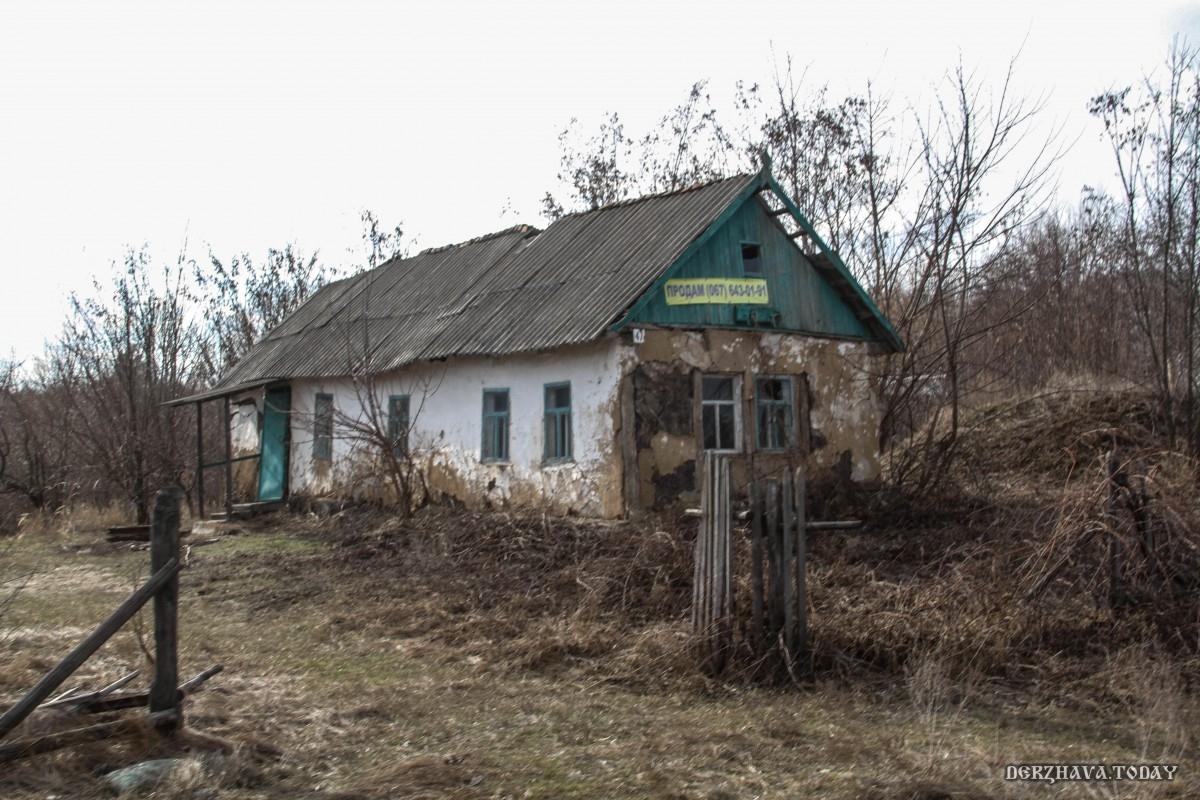 За месяц Украину покидает целый город