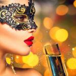 Что будет, если девушка выпьет бокал шампанского?