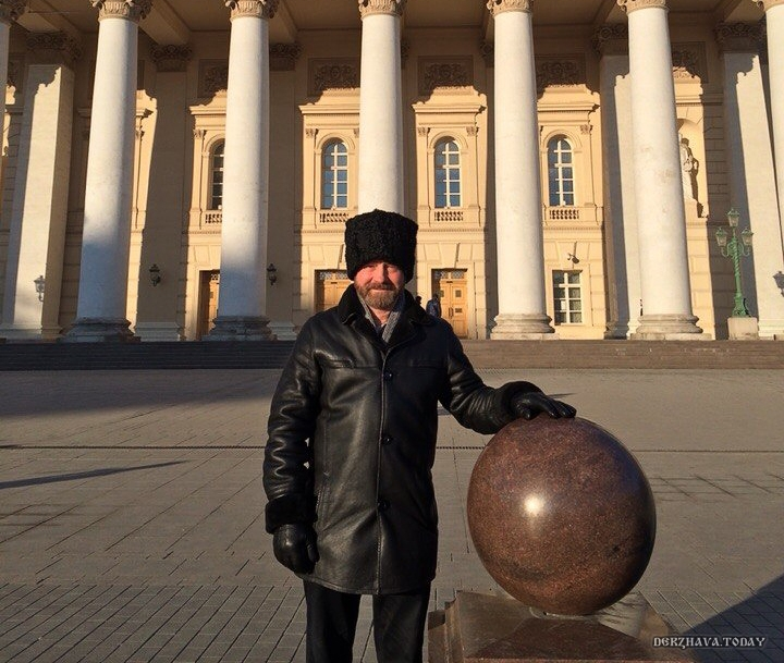 С.А. Данилов. Январь 2015 года