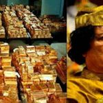 Электронная переписка Хиллари Клинтон свидетельствует о том, что Муаммар Каддафи был убит из-за попытки создать новую валюту, обеспеченную золотом