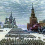 Шествие 27 млн. душ по Красной площади. Путь в 3,5 год