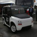 Российские инженеры создали электромобиль на 4 моторах