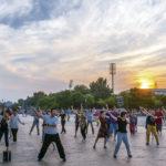 Вечерние танцы в парках. Или чему можно поучиться у китайцев