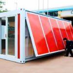 Складные дома-трансформеры теперь можно купить в России