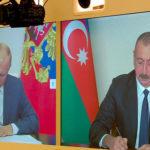 Марш-бросок в Карабах напоминает о решительности Путина