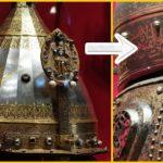 Суры из Корана на доспехах, шлемах и оружии русских воинов